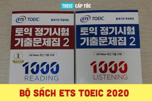 Bộ Sách Toeic 2020
